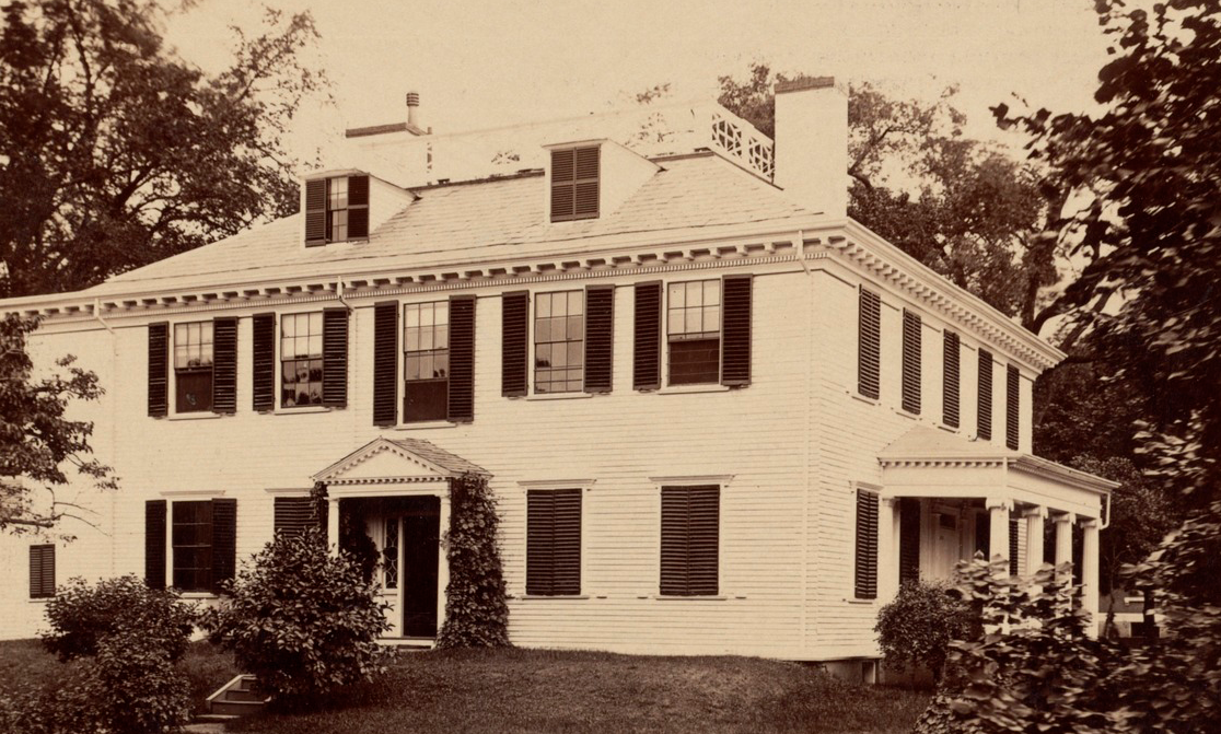 The Loring Greenough House Was Constructed In 1760 By Commodore And Owned Family From 1783 Until 1924 Jamaica Plain Tuesday