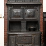 The Loring-Greenough House Stove