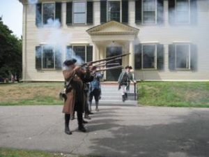 Annual Revolutionary War Re-Enactment