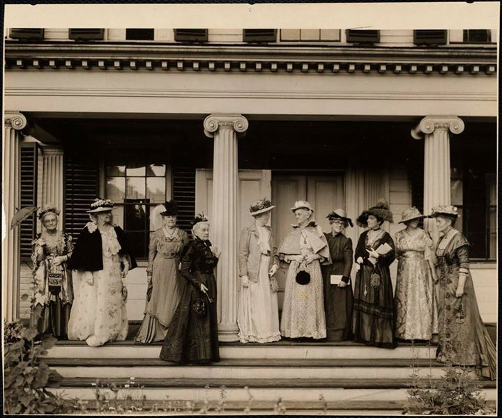 The Contributions of Women's Clubs in Boston – JP Historical Society Lecture