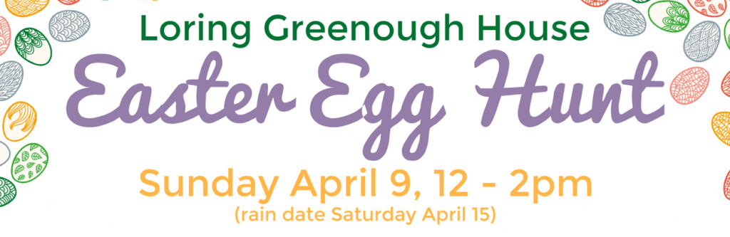 egg hunt banner newsletter