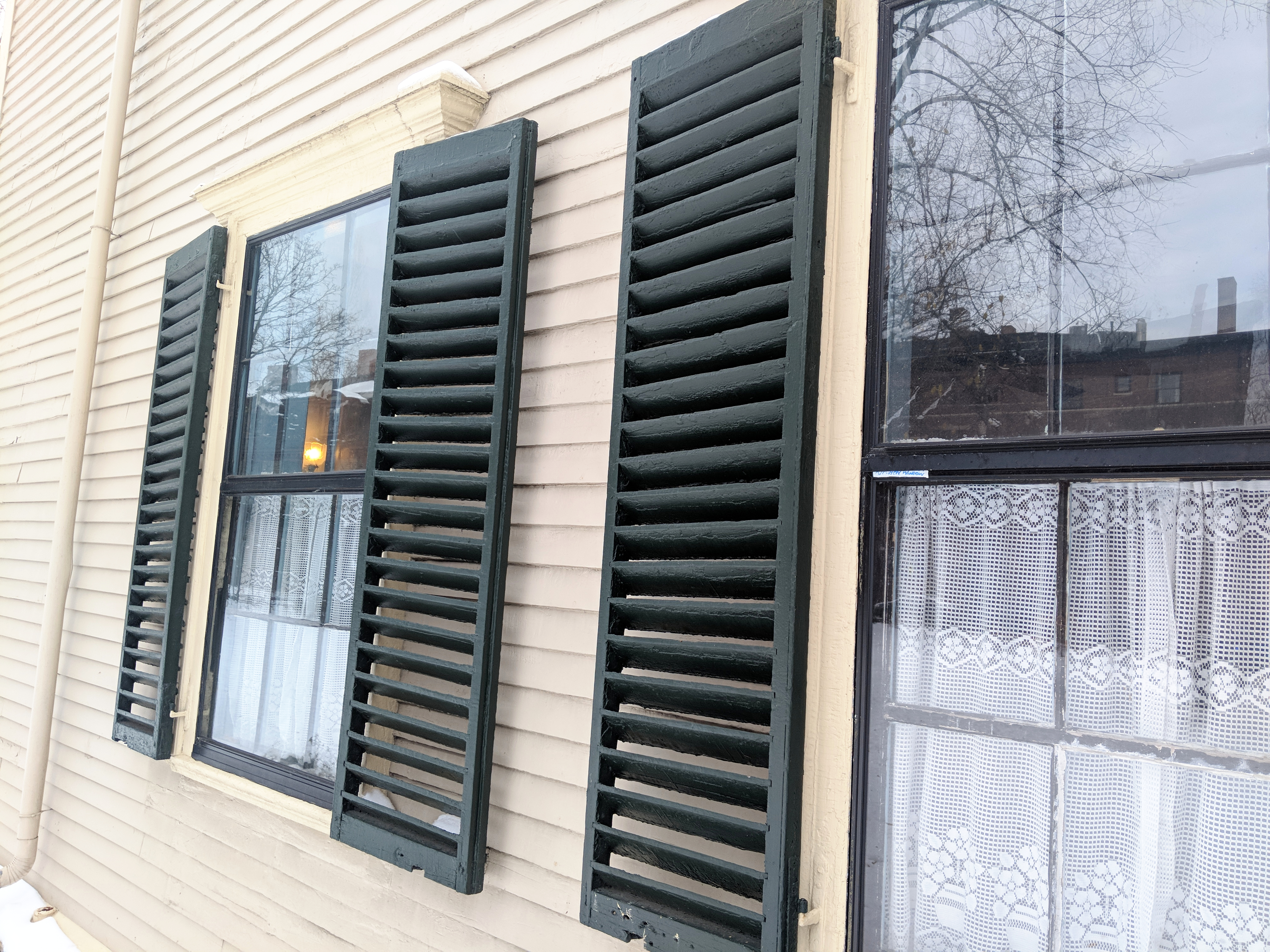 Exterior Shutters: Exploring The LGH Kitchen