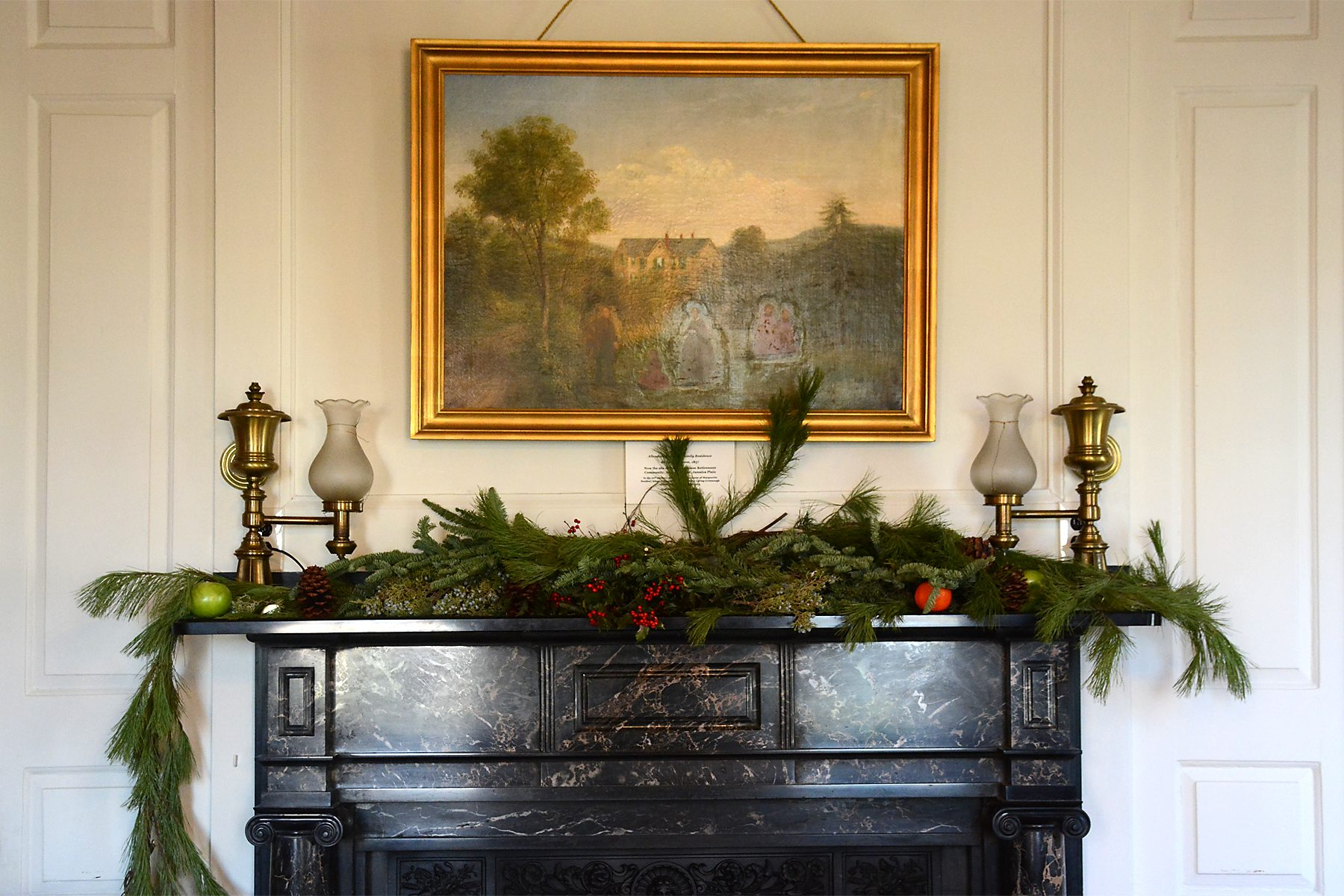 Festive Holiday Programming at the Loring Greenough House
